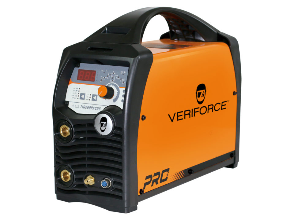 VERIFORCE® TIG 200P AC/DC
